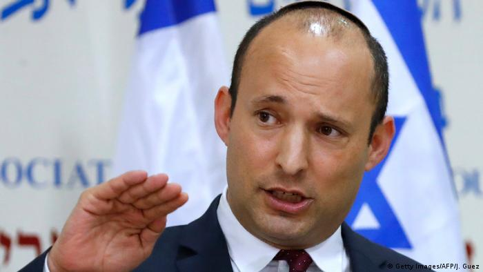 Naftali Bennett israelischer Politiker (Getty Images/AFP/J. Guez)