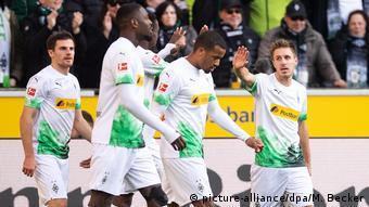 Deutschland Bundesliga Borussia Mönchengladbach v SV Werder Bremen