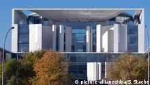 10.11.2019, Berlin: Das Bundeskanzleramt. Die Spitzenrunde von Union und SPD berät im Streit um die Grundrente. Foto: Soeren Stache/dpa-Zentralbild/dpa | Verwendung weltweit