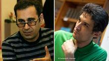 Politische Aktivisten im Iran