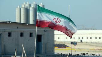 Iran Bauarbeiten zweiter Reaktor Atomkraftwerk in Buschehr (Getty Images/AFP/A. Kenare)