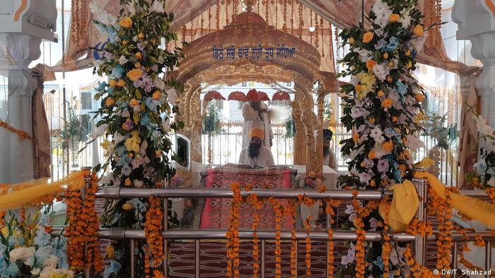 Pakistan 550. Geburtstag Religionsstifter Nanak Dev