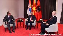 Nord-Mazedonien: Westbalkan Gipfel