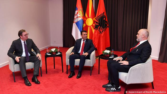 Nord-Mazedonien: Westbalkan Gipfel (Government of North Macedonia)