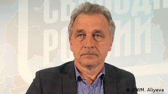 Бывший председатель белорусской Объединенной гражданской партии Анатолий Лебедько