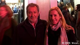 Spanien Parlamentsswahlen PSOE Begonia Garcia, Rafael Veles