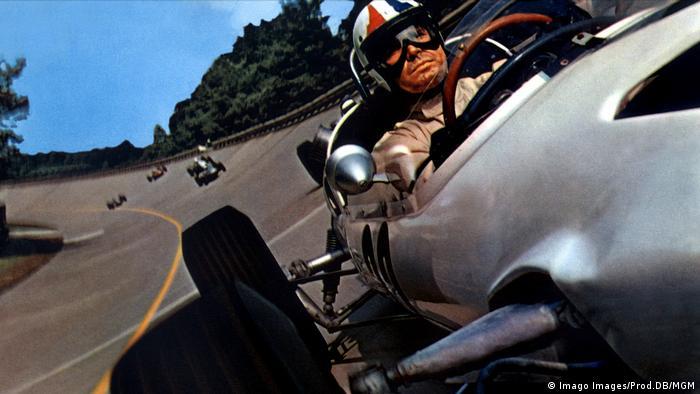 Film still 'Grand Prix' (Imago Images/Prod.DB/MGM)