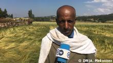 Tasie Zelalem -Direktor für Boden- und Wasserforschung am Amhara Agricultural Research Institute Titel : Mit Unterstützung der Bundesregierung (GIZ )ist es den Landwirten in den 16 Bezirken der Region Amhara gelungen, den Boden mit verschiedenen Technologien zu behandeln. Das Projekt arbeitet in den Regionen Amhara, Oromia und Tigray. Etwa 43 Prozent des in Äthiopien bebauten Landes ist saurer Boden.