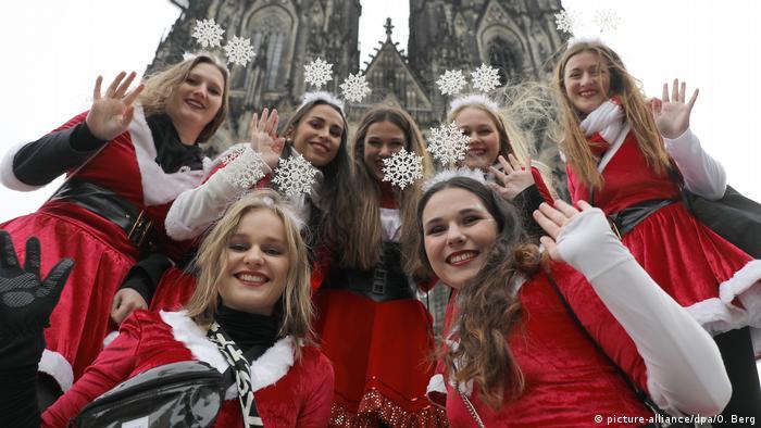 Auftakt Karneval in Köln BdT (picture-alliance/dpa/O. Berg)