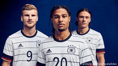 Timo Werner, Serge Gnabry, Nico Schulz