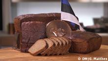Baking Bread , Brüssel, Estnisches Roggenbrot