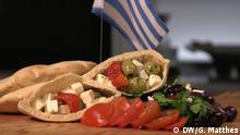 Griechische Pita