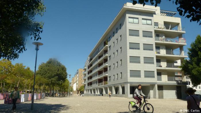 Parque das Nações, zona em Lisboa onde muitos angolanos compraram casa.