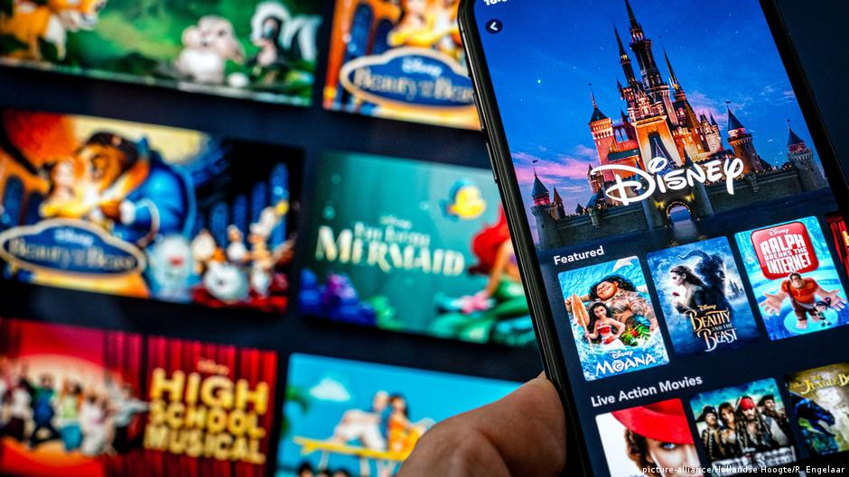 Disney gambles future on playing catch-up with Netflix
