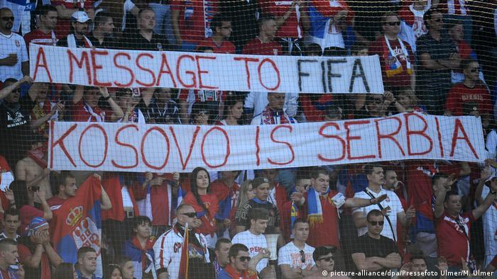 Kosovo Gegen England Mehr Als Ein Fussballspiel Sport Dw