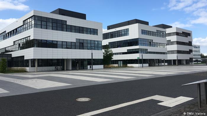 Deutschland Hochschule Kleve (DW/V. Varinia)