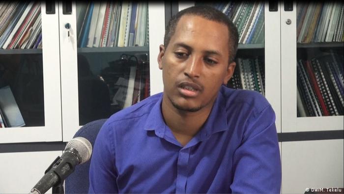 Äthiopien Bombenanschlag (DW/M. Tekelu)