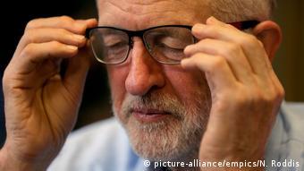 England Wahlkampf Jeremy Corbyn (picture-alliance/empics/N. Roddis)
