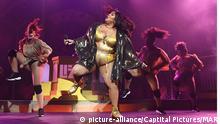 LONDON, ENGLAND - NOVEMBER 6: Lizzo (Melissa Viviane Jefferson) performing at Brixton Academy on November 6, 2019 in London, England. CAP/MAR ©MAR/Capital Pictures | Keine Weitergabe an Wiederverkäufer.