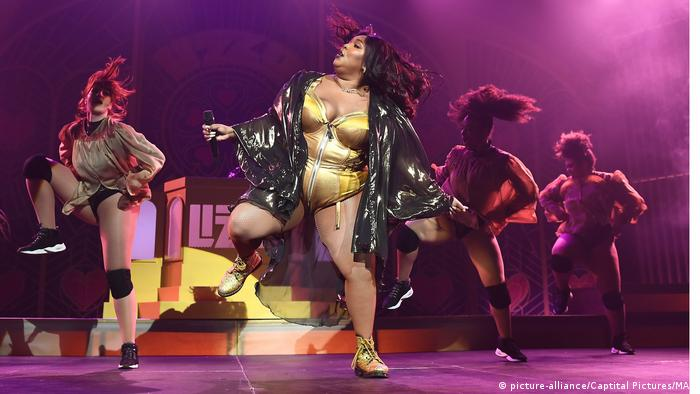 London Lizzo Brixton Academy (picture-alliance/Captital Pictures/MAR)