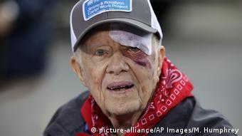 Jimmy Carter PK Habitat for Humanity