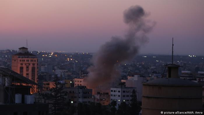 Palästina Baha Abu Al-Ata bei israelischem Angriff getötet