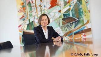 Margret Wintermantel, president of the DAAD (DAAD, Thilo Vogel)