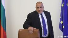 Boyko Borissov Bulgarien