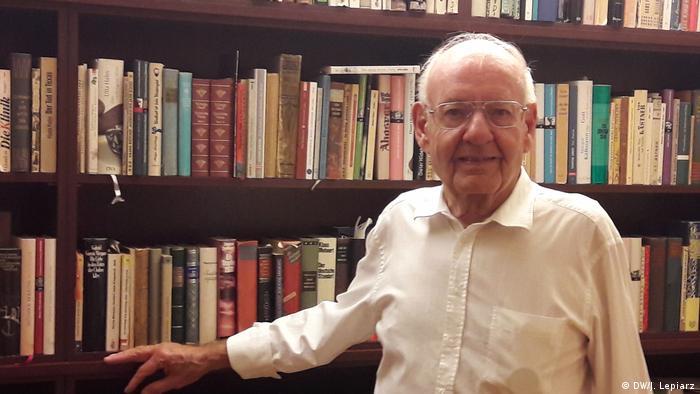 Były burmistrz Guenzburga, Rudolf Koeppler: to nie był bastion nazistów