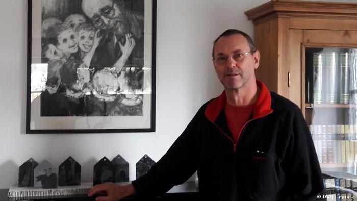 Siegfried Steiger - jego pasją jest teatr oraz idee pedagogiczne Janusza Korczaka