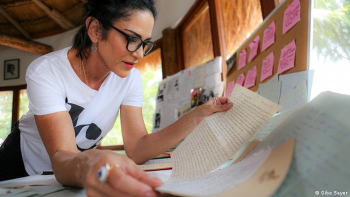 Lydia Caho Ribeiro (Gibo Seyer)