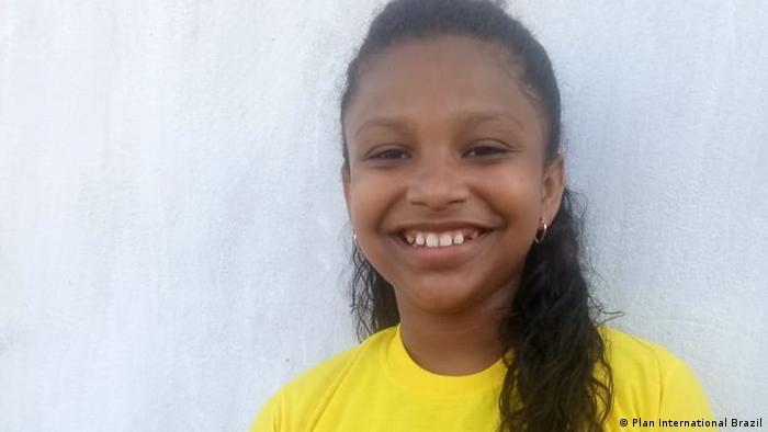Brasilien Kinderrechte l Thalita (Plan International Brazil)