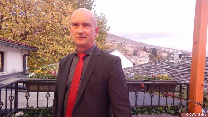 Kampf gegen Korruption in Bosnien Herzegowina (DW/V. Soldo)