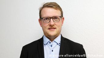 IDZ-Direktor Dr. Matthias Quent (picture-alliance/dpa/B. Schackow)