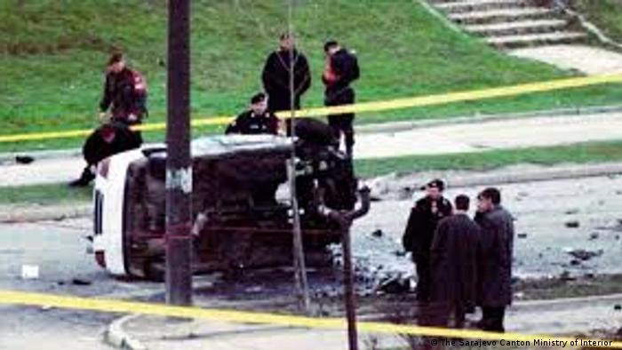 Jozo Leutar umro je od ozljeda zadobivenih u eksploziji bombe postavljene ispod sjedišta njegovog automobila