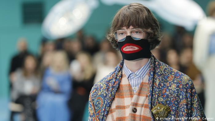 Rassismus l Blackfacing - Gucci Modeshow