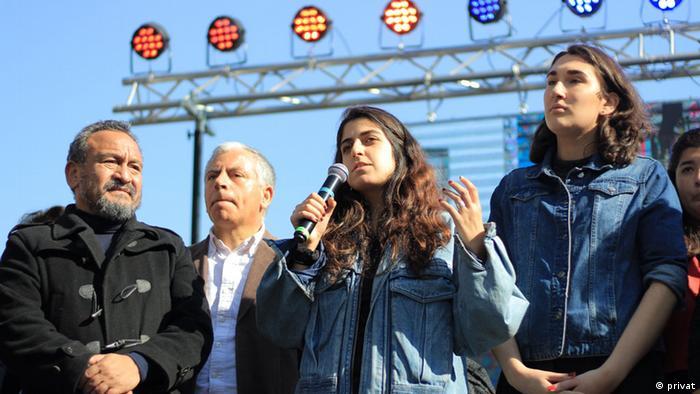 Chile Maria Belen Larrondo