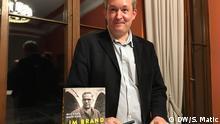 Buchvorstellung, Michael Martens, Biographie Ivo Andric Im Brand der Welten