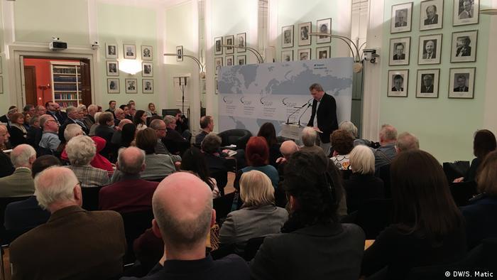 """Prepuna sala u Berlinu na promociji knjige """"Ivo Andrić u požaru svetova"""""""