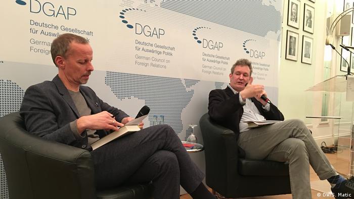 Promocija je održana u zgradi DGAP gde je nekada, kao ambasador, službovao i Andrić