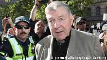 Inhaftierter Kardinal geht gegen Missbrauchsurteil in Berufung