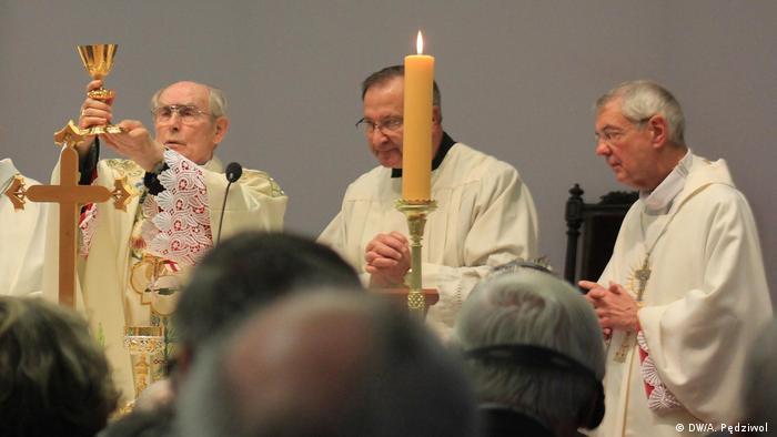 Msza w Krzyżowej
