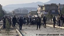 Afghanistan, Explosion in Kabul