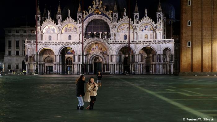 Los tesoros de Venecia, Patrimonio Cultural de la Humanidad, corren serio peligro.
