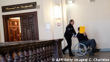 BdT | Prozess gegen SS-Mann Bruno Dey in Hamburg