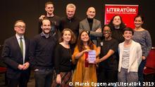 Literatürk Festival | Heimat Albtraum-Lesung in Essen