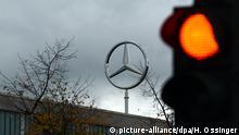 BdT | Mercedes-Werk in Düsseldorf