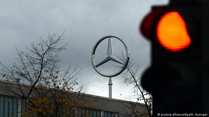 Завод Mercedes-Benz в Дюссельдорфі
