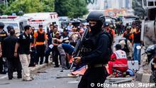 Indonesien | Anschlagserie in Jakarta 2016