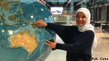 DW Lehrerporträt Sapitri aus Indonesien